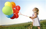 Title:Colorful Balloons-International Childrens Day Wallpaper Views:907