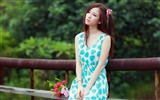 Title:Eastern youth fashion beauty photo HD Wallpaper Views:2401