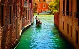 Title:Europe Gondolas River-Venice Italy Travel HD wallpaper Views:1039