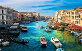 Title:Grand canal city view-Venice Italy Travel HD wallpaper Views:1245
