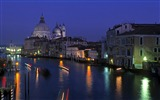 Title:Grand canal night-Venice Italy Travel HD wallpaper Views:760