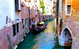 Title:Grand canal streets view-Venice Italy Travel HD wallpaper Views:743