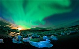 Title:Iceland northern lights sky-Nature Scenery HD Wallpaper Views:1412