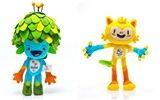 Title:Mascots-Rio 2016 Olympic Games HD Wallpaper Views:2371