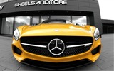 Title:2016 Mercedes Benz AMG GT S Auto HD Wallpaper 04 Views:1148