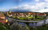 Title:Cesky Krumlov travel landscape HD Wallpaper 01 Views:956