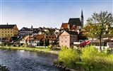 Title:Cesky Krumlov travel landscape HD Wallpaper 04 Views:891