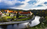 Title:Cesky Krumlov travel landscape HD Wallpaper 05 Views:1065