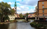 Title:Cesky Krumlov travel landscape HD Wallpaper 10 Views:857