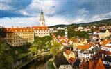 Title:Cesky Krumlov travel landscape HD Wallpaper 11 Views:907