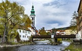 Title:Cesky Krumlov travel landscape HD Wallpaper 13 Views:1112