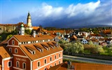 Title:Cesky Krumlov travel landscape HD Wallpaper Views:1885
