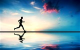 Title:Mens evening sea running-2016 Sport HD Wallpaper Views:1443