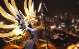 Title:Overwatch mercy anime-High Quality HD Wallpaper Views:800