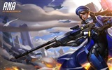 Title:Ana Overwatch-Game High Quality HD Wallpaper Views:1063