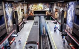 Title:Santiago Chile Metro murals-National Geographic Wallpaper Views:901