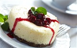Title:Cherry cake berries jam cheesecake-2016 Food HD Wallpaper Views:1367