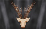 Title:Deer fusion Vector-2016 High Quality Wallpaper Views:1558