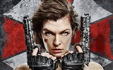 Title:Resident Evil 6 Milla Jovovich-2016 Movie Posters Wallpaper Views:1518