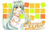 Title:Cheerful japan hatsune miku vocaloid-2016 Anime HD Wallpaper Views:1026