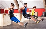 Title:Crossfit workout-Fitness photo wallpaper Views:938