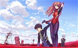 Title:Neon genesis evangelion-2016 Anime HD Wallpaper Views:863