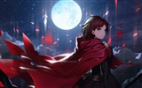 Title:Ruby rose anime girl-2016 High Quality HD Wallpaper Views:1481