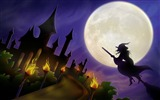 Title:2016 Happy Halloween Holiday HD Wallpaper 04 Views:663