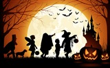 Title:2016 Happy Halloween Holiday HD Wallpaper 11 Views:603