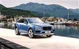 Title:2017 Bentley Bentayga Diesel HD Wallpaper 12 Views:433