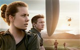 Title:Amy adams jeremy renner arrival-2016 Movie Poster Wallpaper Views:916