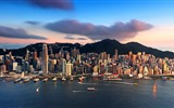 Title:Bay Hong Kong China-2016 Bing Desktop Wallpaper Views:425