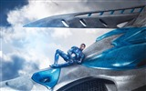 Title:Blue ranger power rangers-2016 Movie Poster Wallpaper Views:973