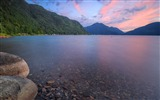 Title:Canada Harrison Lake Beautiful Landscape Wallpaper 02 Views:744