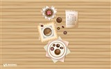 Title:Coffee And Sweets-November 2016 Calendar Wallpaper Views:1245