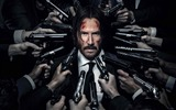Title:John wick chapter-2016 Movie Poster Wallpaper Views:974