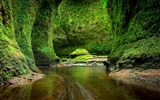 Title:Scotland Green rocks and river-Windows 10 HD Wallpapers Views:1361
