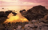 Title:Sea sky sunset light-Scenery High Quality Wallpaper Views:575