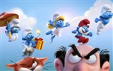 Title:Smurfs The Lost Village 2017 Movie Poster HD Wallpaper Views:1517
