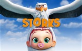 Title:Storks-2016 Movie Poster Wallpapers Views:629