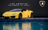 Title:2017 Lamborghini Huracan RWD Spyder HD Wallpaper 02 Views:608