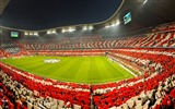 Title:Bayern vs Lyon Stadium-Sports Poster Wallpaper Views:731