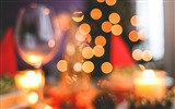 Title:Blurry lights christmas celebrations-Merry Christmas 2017 HD Wallpaper Views:1080
