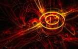 Title:Fractal rays light abstract-Vector Design HD Wallpaper Views:523