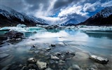Title:New Zealand South Island travel Scenery HD Wallpaper Views:2512