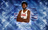Title:DeAndre Jordan-2016 Basketball Star Poster Wallpaper Views:972