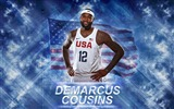 Title:DeMarcus Cousins-2016 Basketball Star Poster Wallpaper Views:879