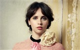 Title:Felicity Jones-2016 Beauty HD Poster Wallpaper Views:154