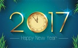 Title:Happy New Year 2017 HD Holiday Desktop Wallpaper 08 Views:701
