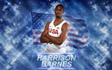 Title:Harrison Barnes-2016 Basketball Star Poster Wallpaper Views:1001